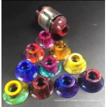 Nouvelle arrivée Colorful Coilart Mage Rta Drip Tip Wholesales Prix