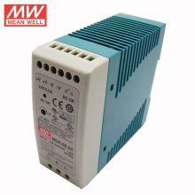 MEANWELL 60W 24V Din Rail Power Supply 2.5A Mini Size UL CE CB MDR-60-24