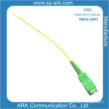 Sc/APC Simplex 0.9/2.0/3.0mm Fiber Optical Jumper
