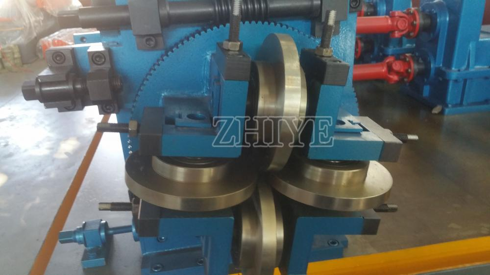Stainless Steel Square Welded Pipe Making Machine