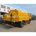 Camión de la bomba de limpieza de alta presión DFAC Duolika