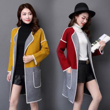 Neue Mode hohe Qualität Frauen Wintermantel für Großhandel