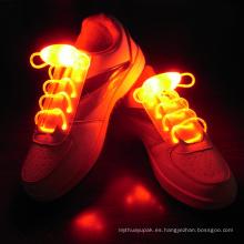 LED Light Up Shoe Lace Flash Tie para fiesta
