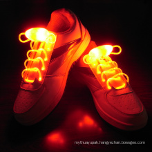 LED Light up Shoe Lace Flash Tie for Party