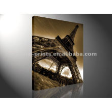 Eiffel Tower Prints Canvas Painting wall art display decor