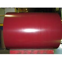 Coréia exportou PPGI para o material da folha de telhadura da China Supplier
