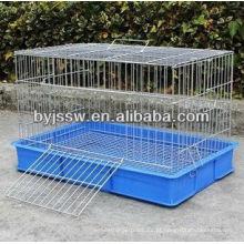 gaiolas transportadoras de coelhos