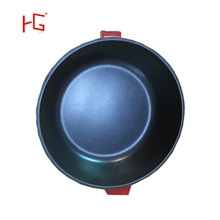 Aluminum Die Cast Cookware Set with frying Pan