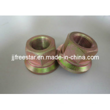 Galvanized Hexagon Nut with Rotatable Washer