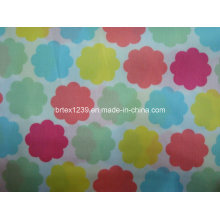 100% Cotton Print Poplin for Garments