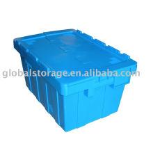 Contenedor de anidamiento de plástico