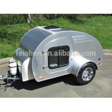 Teardrop-Wohnwagen / kleine Wohnwagen