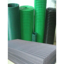 Agriculture with welded wire mesh