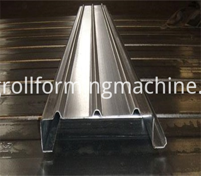 Stereo Garage Bottom Roll Forming Machine