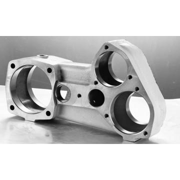 OEM Grey Iron Gear Caja de Maquinado para Cosechadora