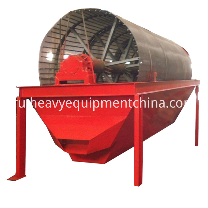Rotary Sand Washing Machine