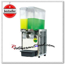 K686 16L Double Heads Glass Cold & Hot Drink Dispenser