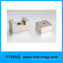 NdFeB konkav magnete Neodym-Sonderformmagneten