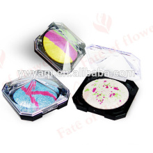 Fate of flower baked powder private label OEM baking powder compact powder