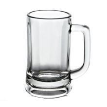 Taza de café de cristal 400ml / taza de cerveza