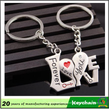 2016 New Products Love Key Chain in a Pair