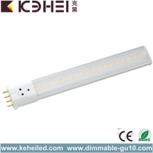 LED-buizen 2G7 8W Fluorescentielamp vervangen