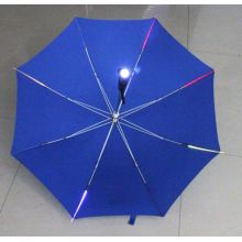 Led Business parapluie Creative Flashlight coupe-vent plier