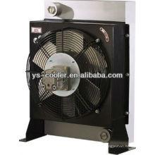 Pompe à béton refroidisseur d'huile 12v / 24v DC avec ventilateur