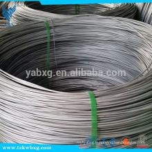 304 corde à fil en acier inoxydable 7 * 7