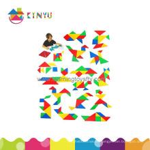 Juego de mesa / Tangram de plástico / Puzzles educativos