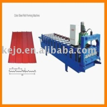 trapezoid Step Tile Forming Machine