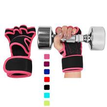 Amazom Fournisseur 10 Ans Fabrication Crossfit Entraînement Entraînement Fitness Personnalisé Poids Lifting Powerlifting GYM Gants