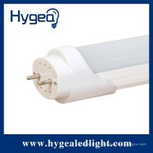 Lumière fluorescente T8 fournie par l'usine, lampe à tube LED T8, tube LED t8