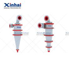 Cyclone hydraulique de Xinhai, équipement d'hydrocyclone, machines de séparateur