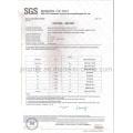 Uré extrait (N 46% min) avec SGS Test Report