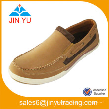 Mode Chine Wholesale PU 2014 Men Fashion Casual Shoes