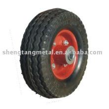 roda de borracha pneumática PR0601
