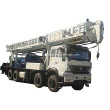 Plataforma de perfuração montada em caminhão YKMC-600