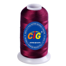 100% H.T Polyester Thread 250D/2