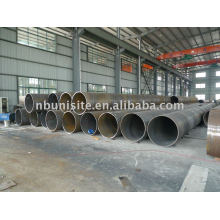 with or without flanges spiral welded steel pipe(USB-2-016)
