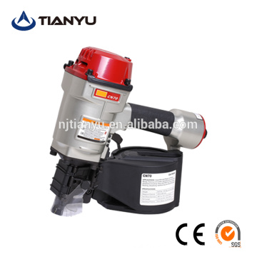 Pneumatic tools 16 Degree Wire Collated pallet CN565B Coil Nailer