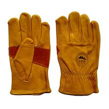 Кожаные защитные перчатки для защиты от коррозии