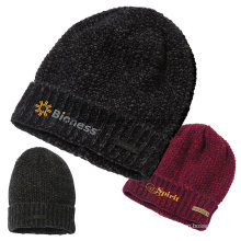 100% Acrylic Beanie for Winter