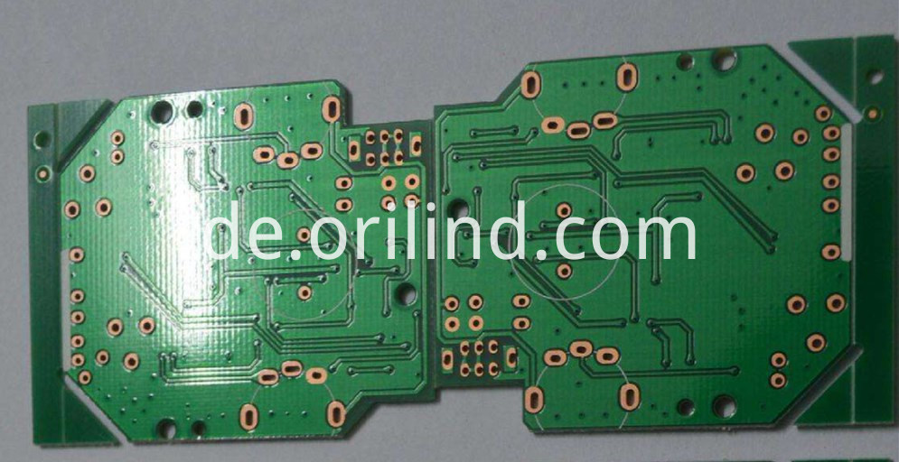 PCB with OSP surface finished