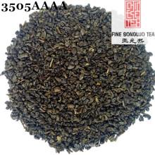 Chá de pólvora de chá verde 3505 tem um bom efeito na perda de peso