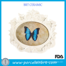 The Classic Photo Frame with The Nice Butterfly