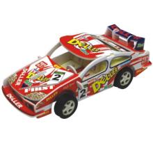 3D Racing Car Puzzle