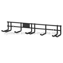 Ski Snowboard Metal Wall Mount Storage Hanging Rack Hanger