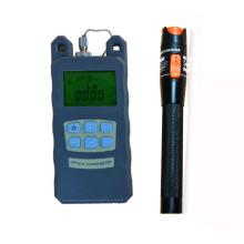 Détecteur de 10mw pour la machine de mesure de puissance optique, compteur de puissance laser fibre optique