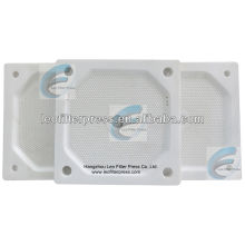 Leo Filter High Quality PP Filter Press Plate for Kaolin Clay Filtration